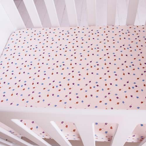 Flannel Cot Sheets